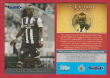 Newcastle United Cheick Tiote Ivory Coast
